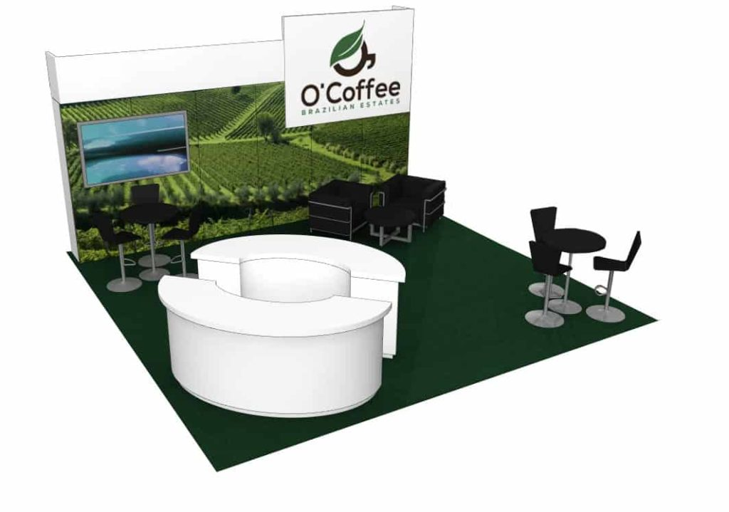 rental booth 20x20