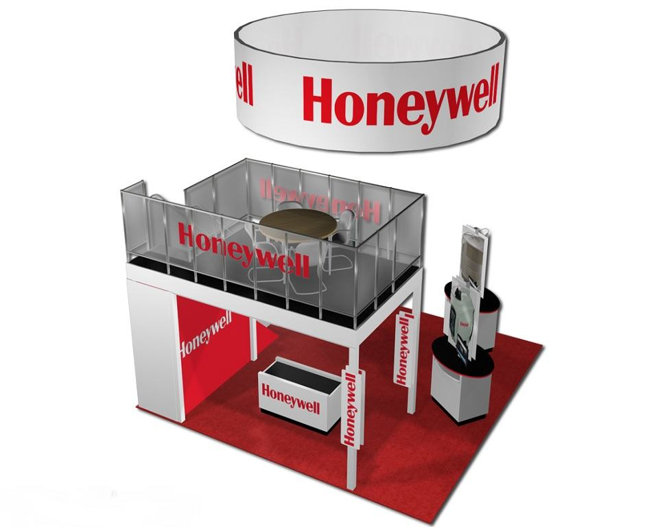 trade show rental 30x30 booth