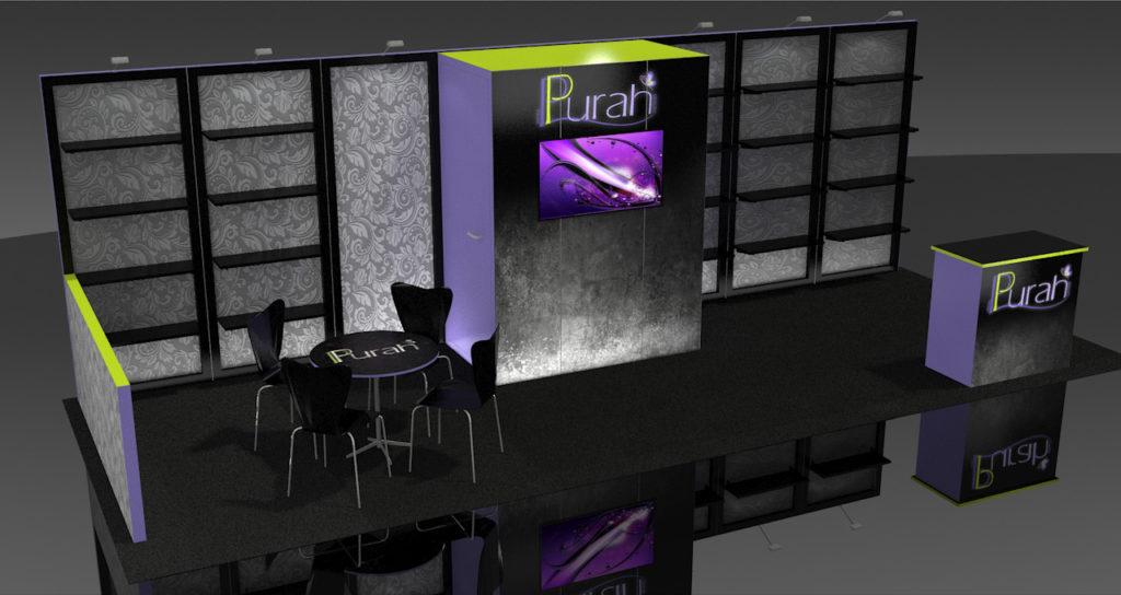 purah-10x20-trade-show-booth